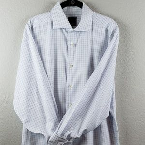 David Donahue | Long Sleeve Dress Shirt